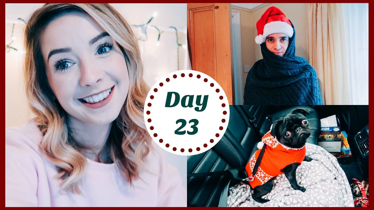 driving-home-for-christmas-vlogmas