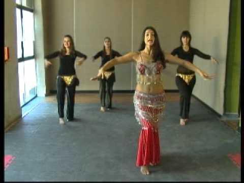 Leila Loberse, pasos basicos de la danza arabe,brazos y manos,paso ...
