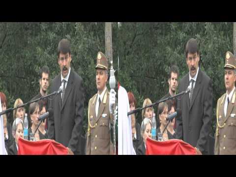 3D Teszt: Áder János Köztársasági elnök beszéde a 2012-es recski megemlékezésen