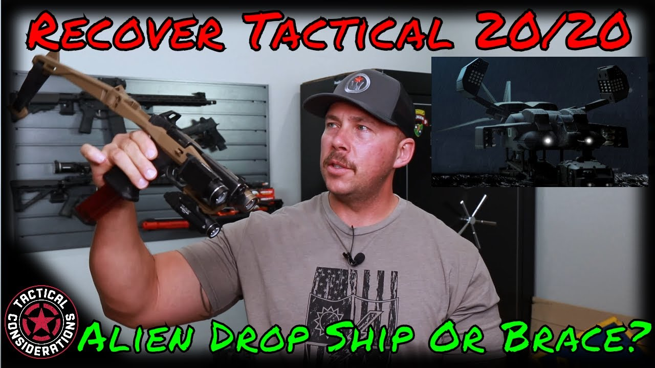 Recover Tactical 20/20 Brace Is It a Better Option?