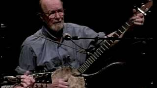 Pete Seeger + Doc Watson - Walk that lonesome valley
