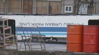【東武8000系 8157F 廃車解体完了】東武UPL(野田線)8000系 8157F 廃車解体完了「さいたまトリエンナーレ2016 サイタマ・フロンテージ」で活躍した車両