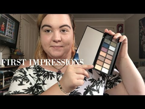 FIRST IMPRESSIONS | Revolution Iconic Pro 2 Palette