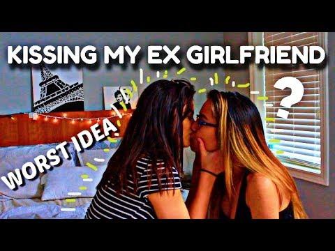 KISSING MY EX