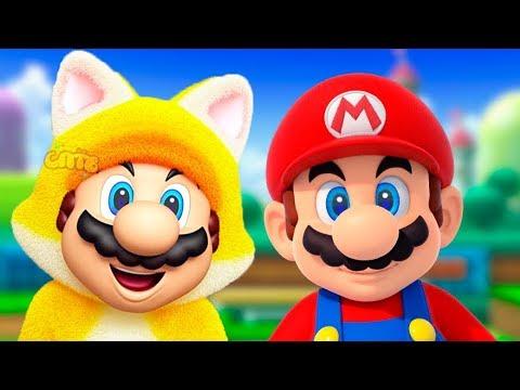 СУПЕР МАРИО КОТИК #4 Видеоигра на СПТВ! Новый летсплей Super Mario World Boss