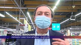 Yvelines | L'interview express de Michel-Edouard Leclerc