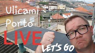 Poranny LIVE  ulicami Porto #zeroIBU