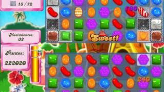 Candy crush saga - Nivel 199
