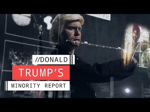 Donald Trump's Minority Report