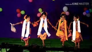 Jhuli jhuli ashuchhe re dhajan dance bhawanipatna