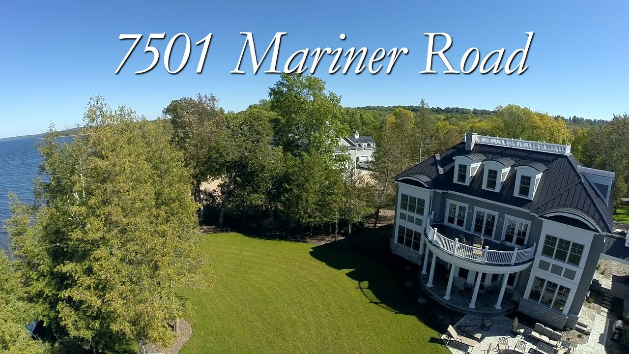 New Luxury Homes In Egg Harbor WI YouTube - Luxury homes in wisconsin