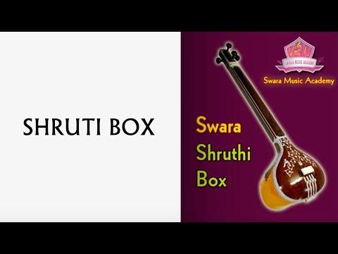 Shruti Box | Swara Music Academy