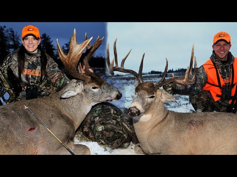 HEAVY PALMATED BUCK + A 190'! | L2H S09E09 'Whitetail Kings'