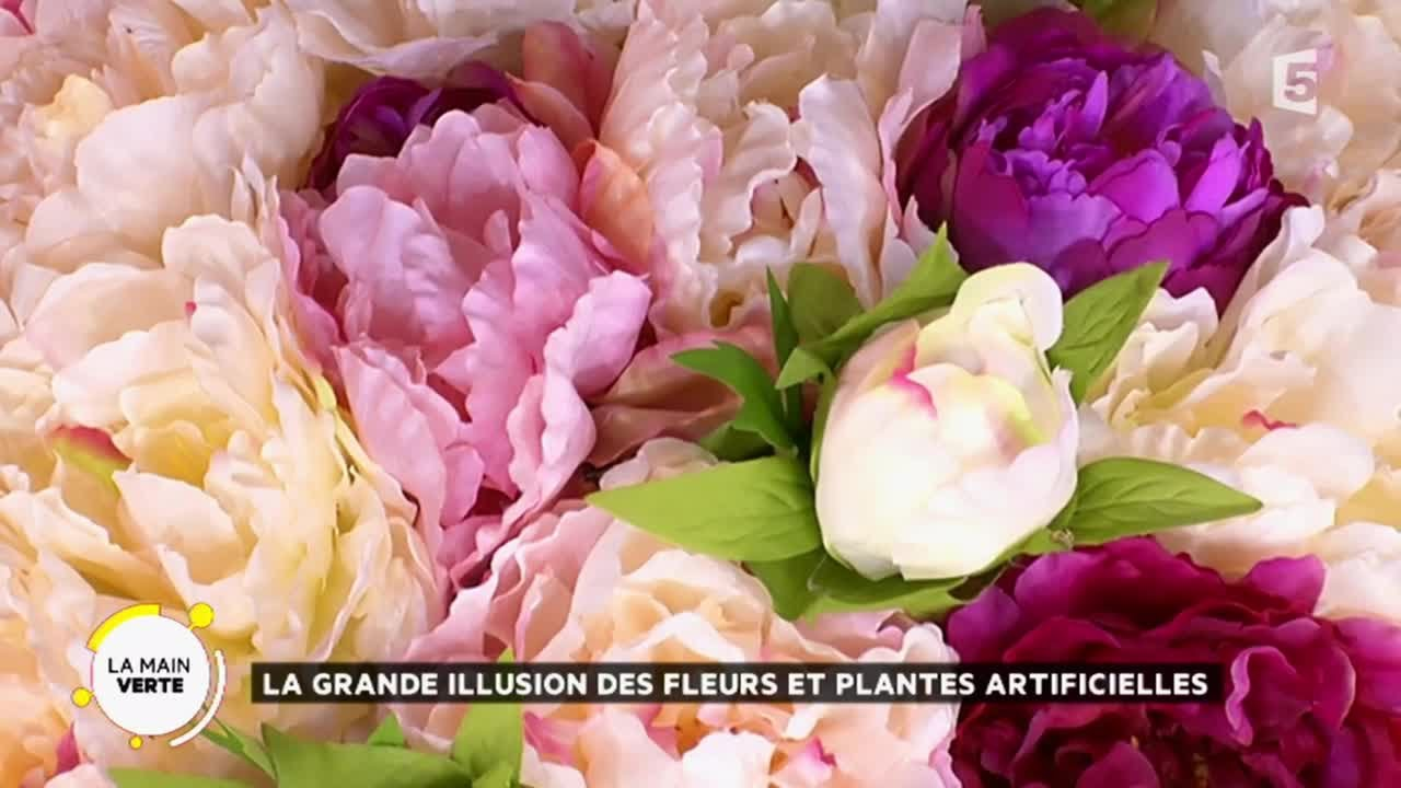 je bluffe avec les fleurs artificielles ! - youtube