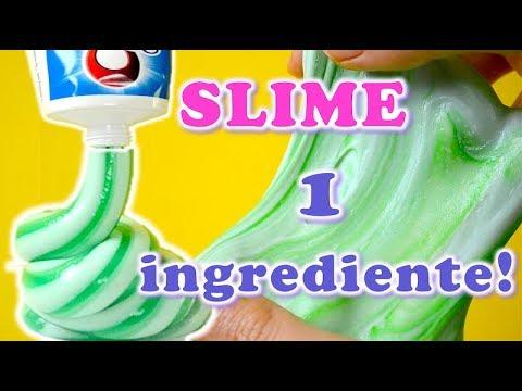 HAZ SLIME CON 1 INGREDIENTE Probando recetas Sin Borax de mis suscriptores   Pasteles y Pinceles