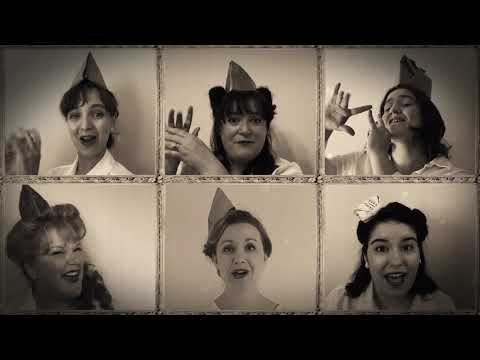 Download The Andrews Sisters - Boogie Woogie Bugle Boy - Acapella