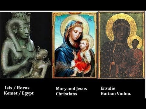 Dr Darnise's House: How Much Did Christianity Steal From Ancient African  Khemetic Religion ?