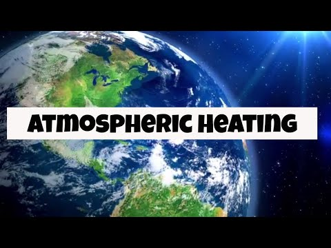 Radiation and heat transfer in the atmosphere