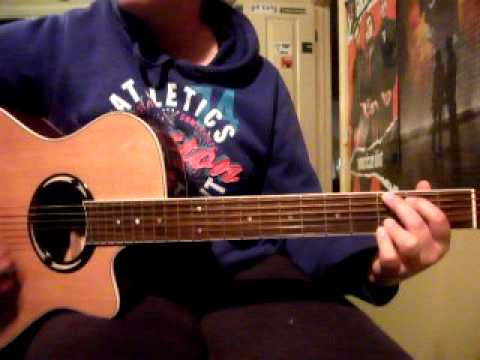 Taylor Swift Our Song Acoustic Guitar Cover With Chords