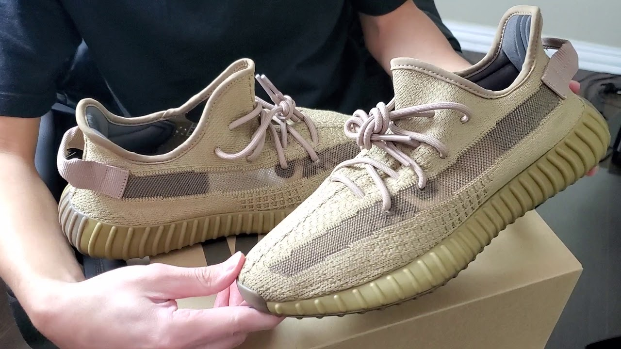 brown yeezy