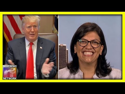 Dem Rashida Tlaib Goes ALL IN on Slavery Reparations, Demands Payments RIGHT NOW