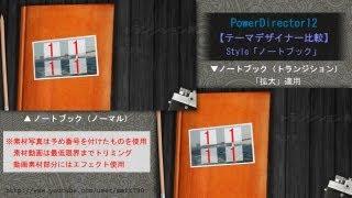 slideshow powerdirector