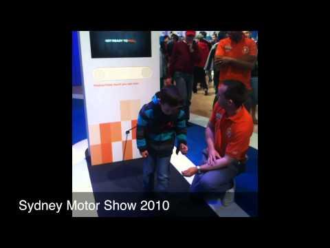 Sydney Motor Show 2010