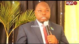 """RC Mbeya Chalamila """"Kuagiza Kijiji chote kikamatwe eti! wanasema Mi mkali"""""""