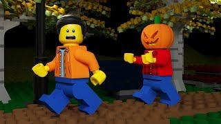 LEGO Halloween Fail
