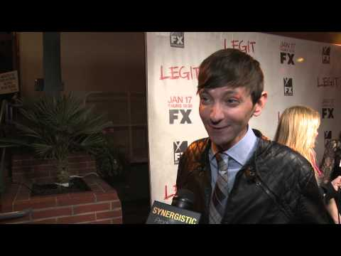 "Legit - DJ Qualls - on his 9 inches & the ""F"" word"