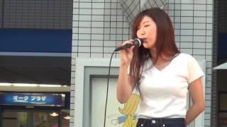千葉春歌「ツヨク想う (絢香)」2016/08/27 ORC200 歌姫ライヴ