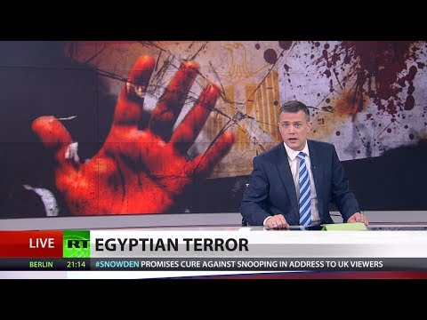 Muslim Brotherhood declared terrorists: 'Expect more bloodshed in Egypt'