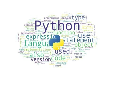 WordCloud Using Python