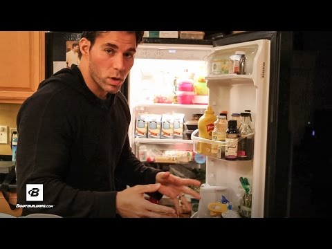 What's In Your Fridge? | IFBB Pro Craig Capurso