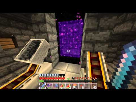 Minecraft - Nether Tunnels, Nether Rail Systems, and More!