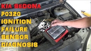 Kia Sedona: P0320 Igniton Failure Sensor Diagnostics(, 2016-07-19T10:00:01.000Z)