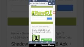 Cara Mendownload Shadow Fight 2 Mod Apk