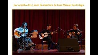 Concerto de Viola da Terra | Trio Música Nostra | Entrevistas | 19.11.2016