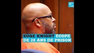 Suge Knight, l'ancien producteur de Tupac et Snoop Dogg, écope de 28 ans de prison