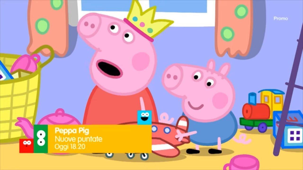 online retailer 63a8c 1b329 Peppa Pig Italiano - Peppa Nuove Puntate Oggi - Collezione Italiano -  Cartoni Animati