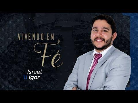 VIVENDO EM FÉ | CULTO 17H | PR. ISRAEL IGOR | VERBO PETROLINA