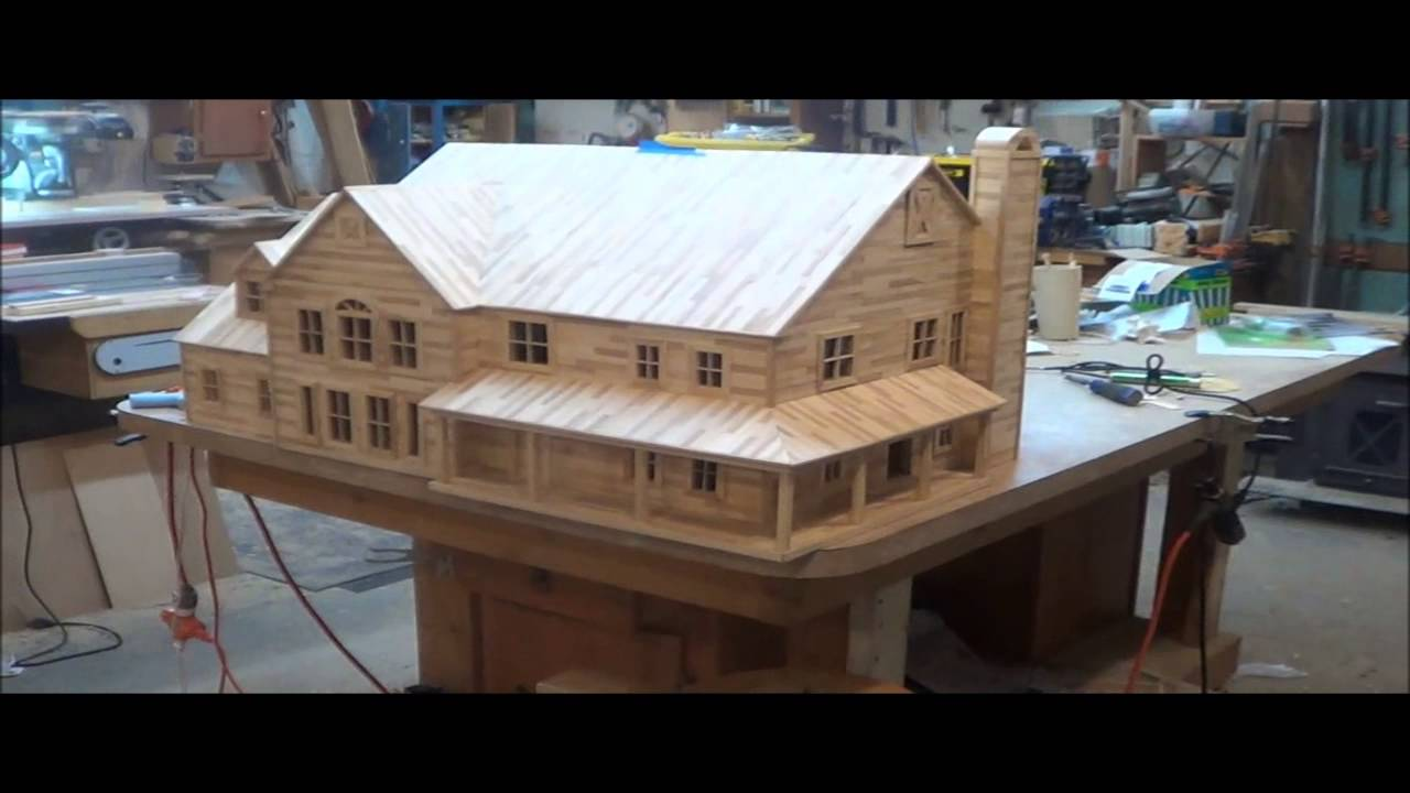 18 Popsicle House Build Time Lapse Windows Part 2