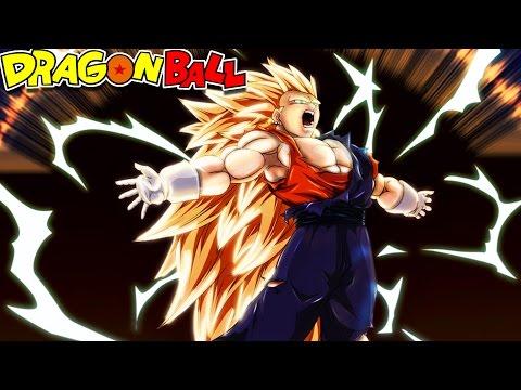 Dragon Ball Multiverse Chapters 10 And 11: Super Saiyan 3 Vegito Vs LSSJ Broly! (Fan Manga Review)