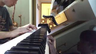 Knee(무릎 ) by IU Piano Cover