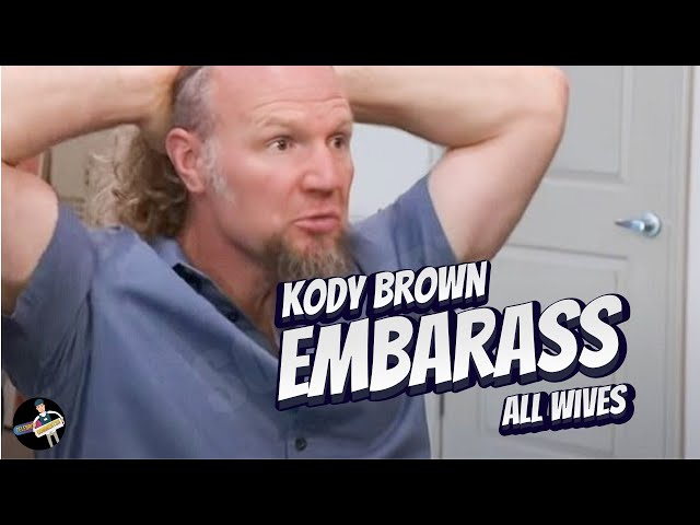 'Sister Wives' Kody Brown A BIG HEAD Insulting All His Wives