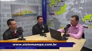Curso técnicos trabalham capacitação de jovens em Divinópolis