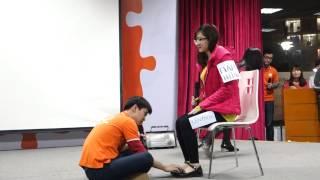 [FPT 72h trải nghiệm - số 1] Kịch thi STCo Night của đội Đại Bàng
