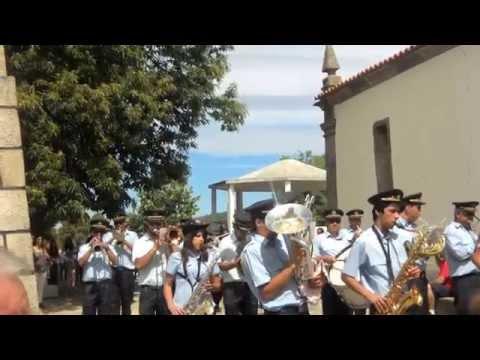 Procissão de Guiães (vila Real ,Trás-os-Montes , Portugal )