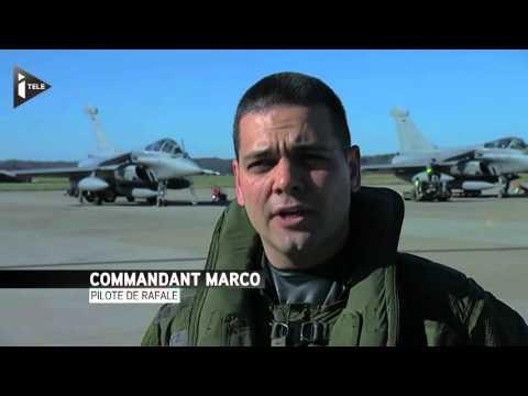 Les Rafale se mesurent aux Typhoon et F-22 pour un exercice inédit