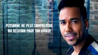 Romeo Santos Ft Tomatito - Mi santa (Traduction)